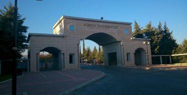 Visit at Mersin University
